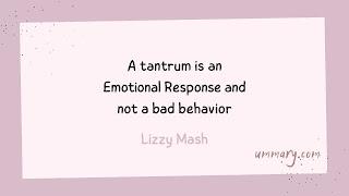 Quote tantrum