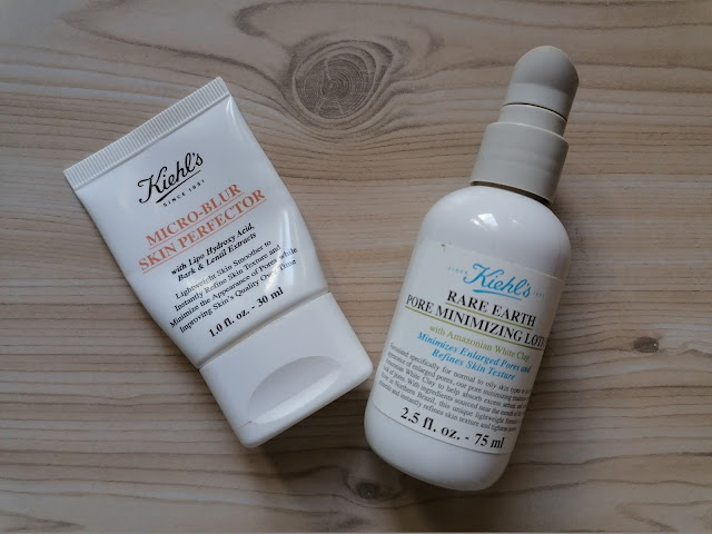 Review Kiehl's Microblur Perfection