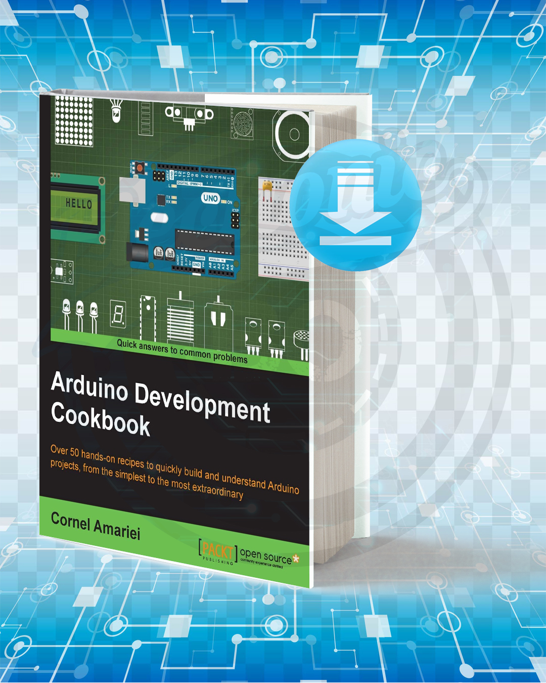 Free Book Arduino Development Cookbook pdf.