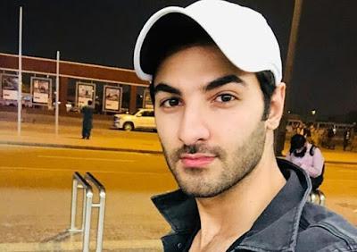 Biodata Arslan Asad Butt Pelakon Drama Sara Sajeeda