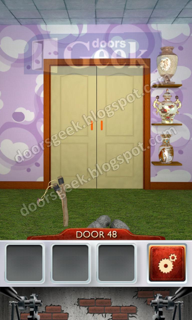 100 Doors 2 - Level 48 ~ Doors Geek