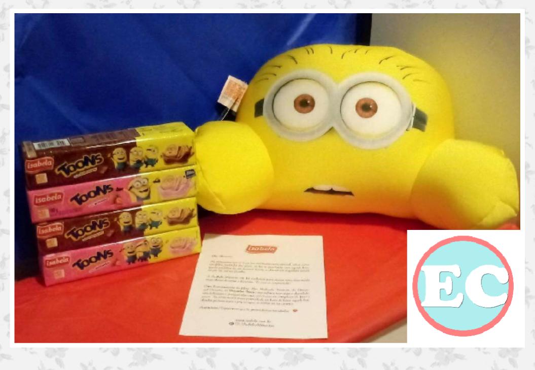 Isabela lança Toons, a linha de biscoitos que vai conquistar a criançada