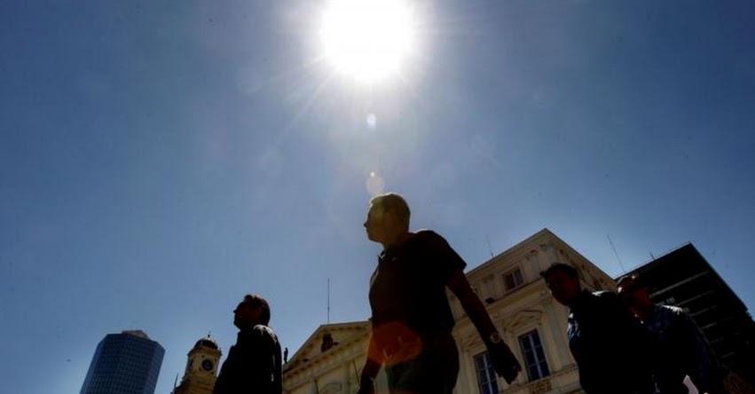 SENAMHI ALERTA: Lima soportará hoy una radiación extremadamente alta - www.senamhi.gob.pe