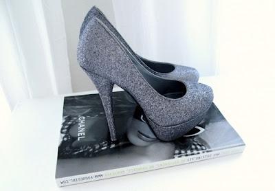 Zapatos de xv Años modernos
