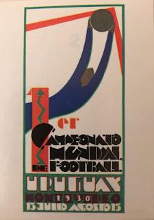Figurina Manifesto Uruguay 1930