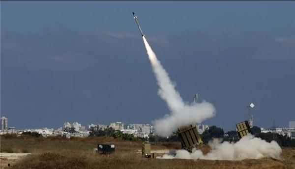 7 Rudalnya Ditembak Jatuh, Israel Gempur Target Iran di Suriah