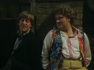 Doctor Who The Two Doctors