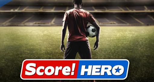 تحميل لعبة سكور هيرو Score Hero للأندرويد والأيفون