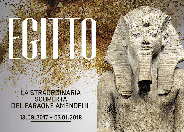'Egypt: The Extraordinary Discovery of Pharaoh Amenhotep II' at the MUDEC, Milan
