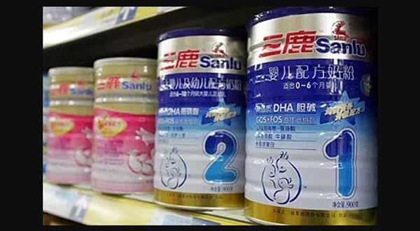 Contoh Produk Makanan Gagal: Susu Formula di China