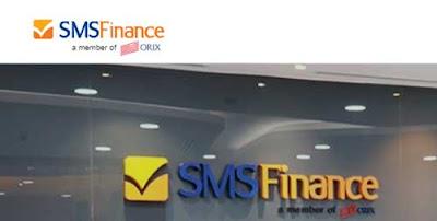 halaman website resmi sms finance