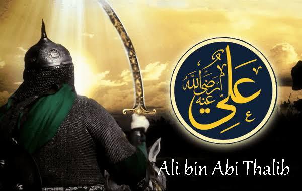 Mahabbah Ali Bin Abi Thalib Rodliyallohu 'Anhu