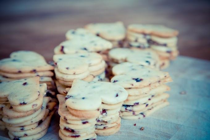 Storing Homemade Cookies