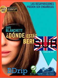 Where'd You Go, Bernadette (2019) BDRip [1080p] Subtitulado [Google Drive] Panchirulo