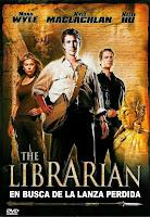 El Bibliotecario 1: En Busca de la Lanza Perdida