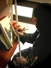 Αγιογραφία...η τέχνη που μυρίζει Θεό!!!!