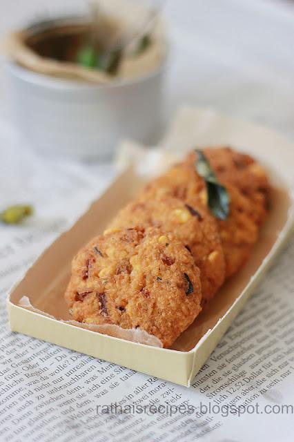 Paruppu Vadai Recipe Rak S Kitchen