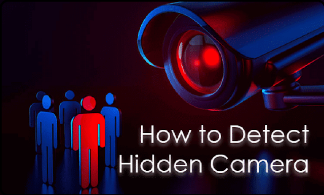 How to Detect Hidden Camera Using Android Phones | The Secrets to Finding Hidden Cameras