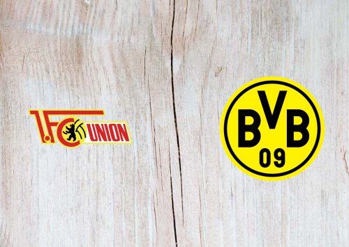 Union Berlin vs Borussia Dortmund -Highlights 31 August 2019
