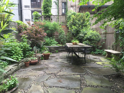 Brooklyn Patio with Concrete Pavers