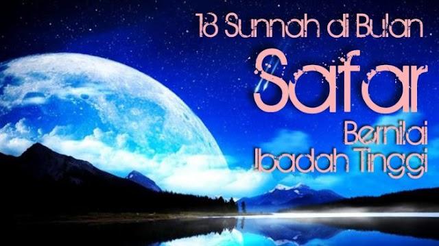 Petang Nanti Masuk 1 Safar 1440 Hijriyah, Ini Amalan Dan Do'a Yang Harus Kau Lakukan