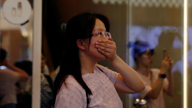 El sector turístico de Hong Kong sufre una dramática caída a causa de los disturbios