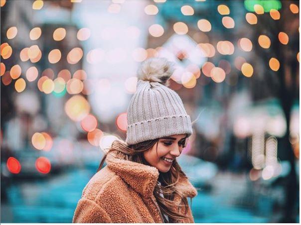 Zimowe pomysł na zdjęcia