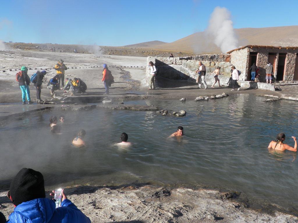 O que fazer no Atacama Geysers del Tatio