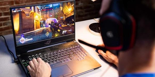 Inilah Rekomendasi Laptop Gaming Terbaik untuk Gamers