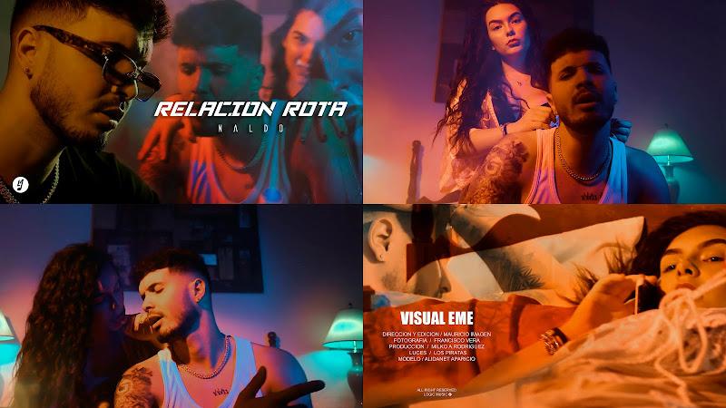 Naldo - ¨Relación rota¨ - Videoclip - Director: Visual EME. Portal Del Vídeo Clip Cubano. Música cubana. Cuba.