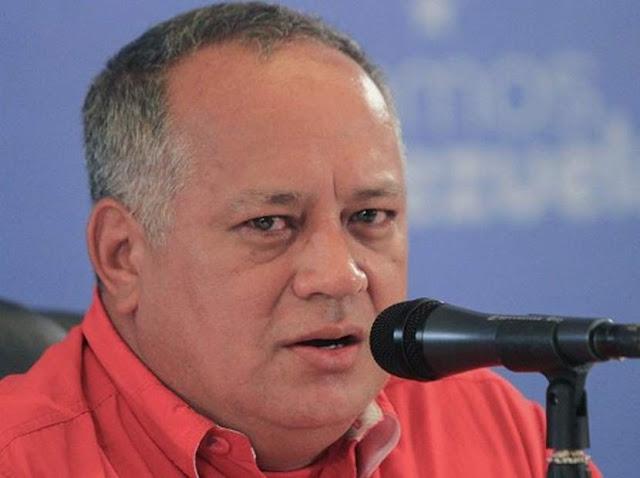 La reacción de Diosdado Cabello tras la crítica de Freddy Bernal contra el Gobierno