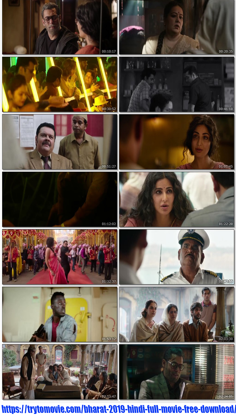 Bharat Full Movie in Hindi Screenshot