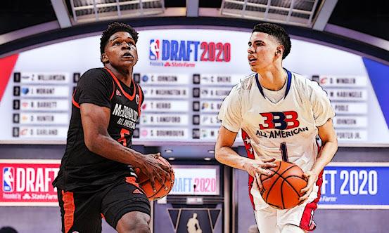 Trade Down dan Move Up Pick NBA Draft