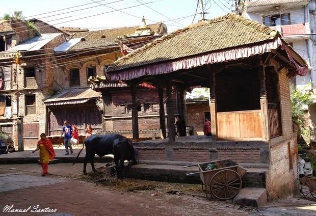 Bhaktapur, Santuario di Ganesh