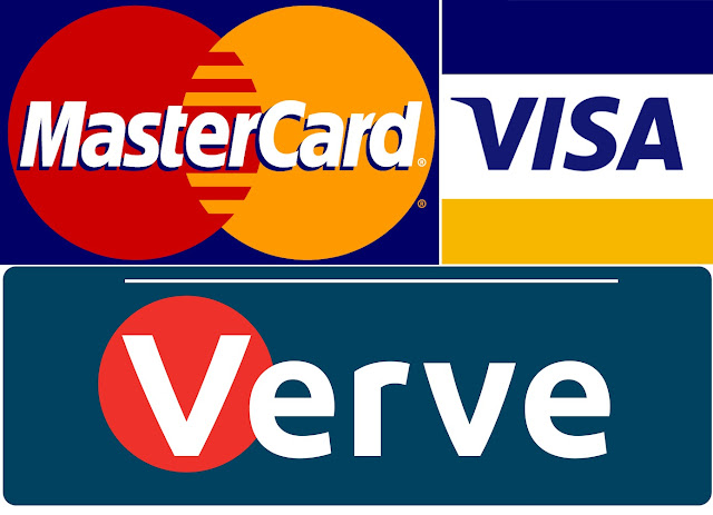MasterCard, Verve Or Visa Card: Comparisons And Similarities