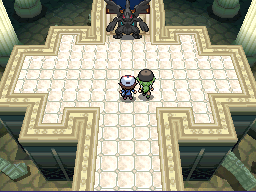Pokémon Black White Zekrom