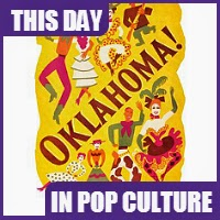 "The Broadway Show ""Oklahoma!"" Debuted on March 31, 1943."