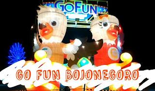 Harga Ticket Masuk Go Fun Bojonegoro Terbaru 2017