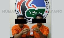 Polres Bengkayang Tangkap Dua Pemuda Terkait Kasus Narkoba