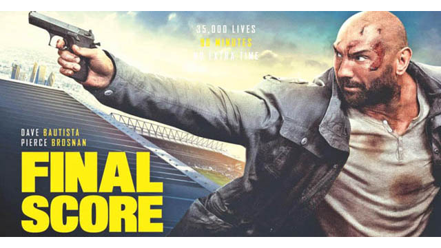 Final Score (2018) English Movie 720p BluRay Download