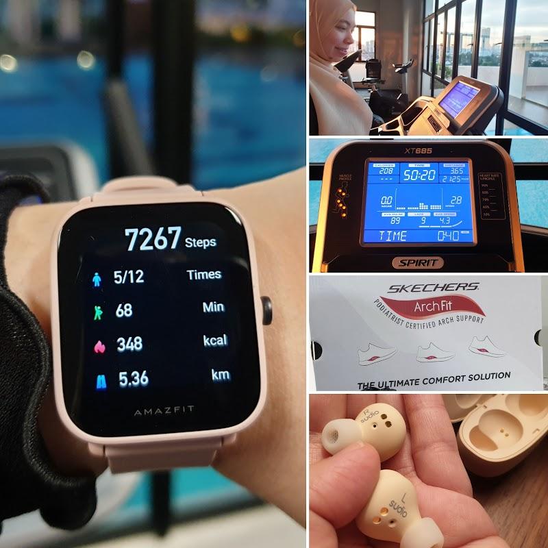 Tiga jenis gadget senaman perlu beli suntik komitmen, kesungguhan dan disiplin semasa workout | Aku Kisah Berat Badan