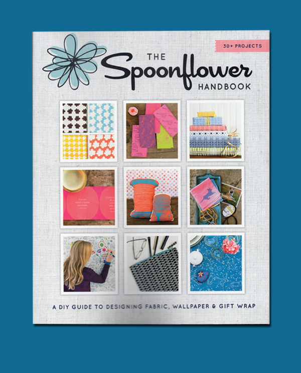 The Papercraft Post The Spoonflower Handbook By Stephen