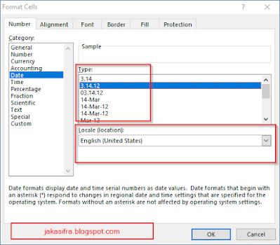 Formatiranje datuma u Excelu