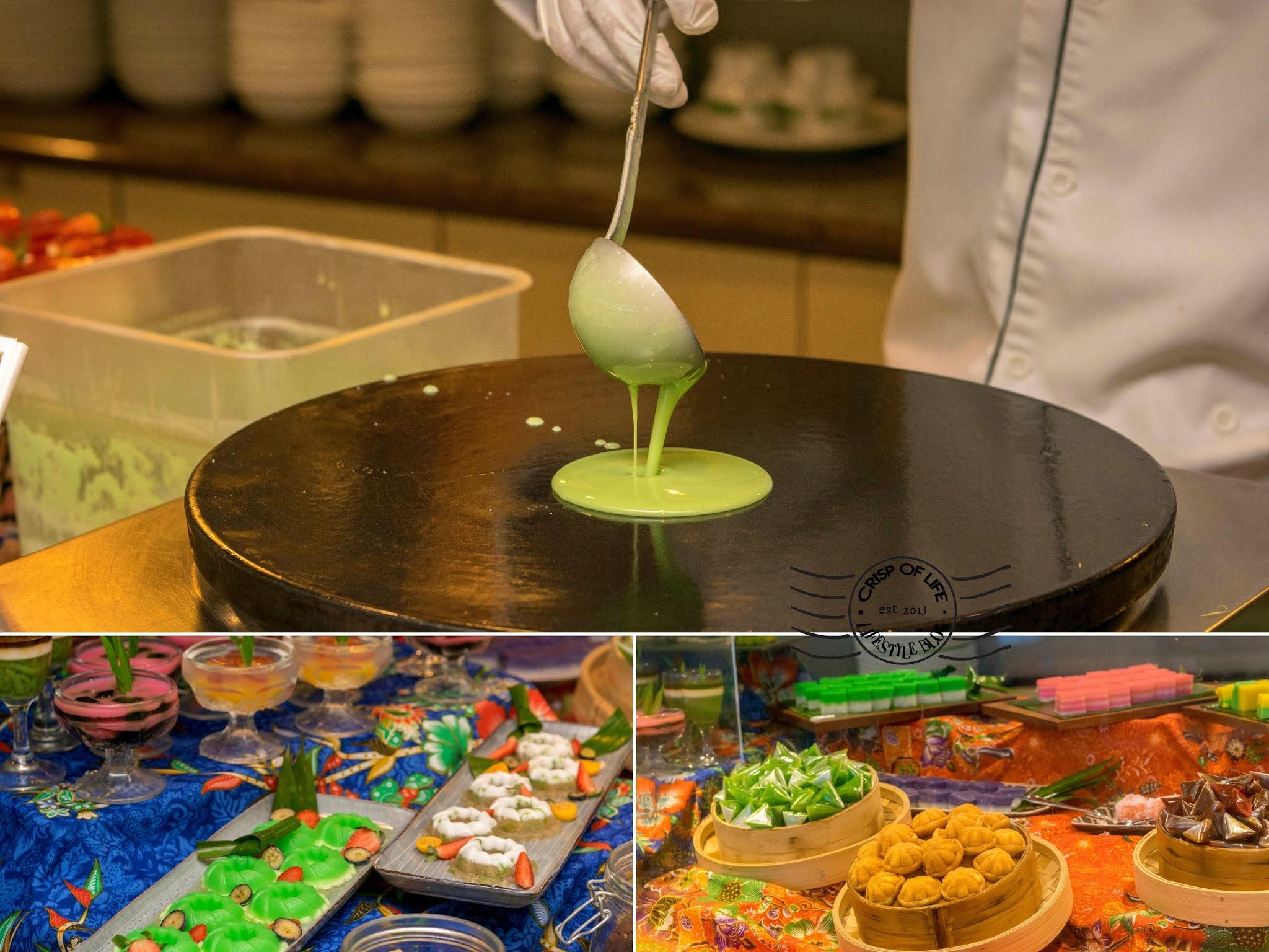 Eat-All-You-Can Selera Kampung Buy 1 Free 1 Every Sunday - Thursday RM 64 nett per adult @ Golden Sands Resort, Penang