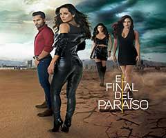El final del paraiso capítulo 1 - telemundo