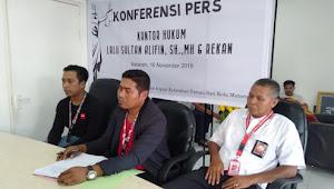 Pengacara Sebut Kadispar Lombok Barat Jadi Korban OTT