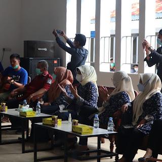 PKK,IWAPI Bunda PAUD DPPPA Provinsi Sul-sel,Berkunjung Ke LPK Kelas 2 Maros Ini Tujuaanya?