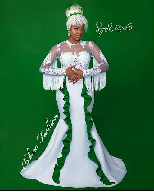 2019 Beautiful Asoebi Celebration Styles