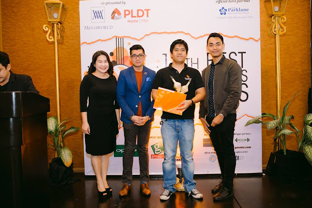 Best Cebu Technology Blogger of 2017 - Jervie Montejar