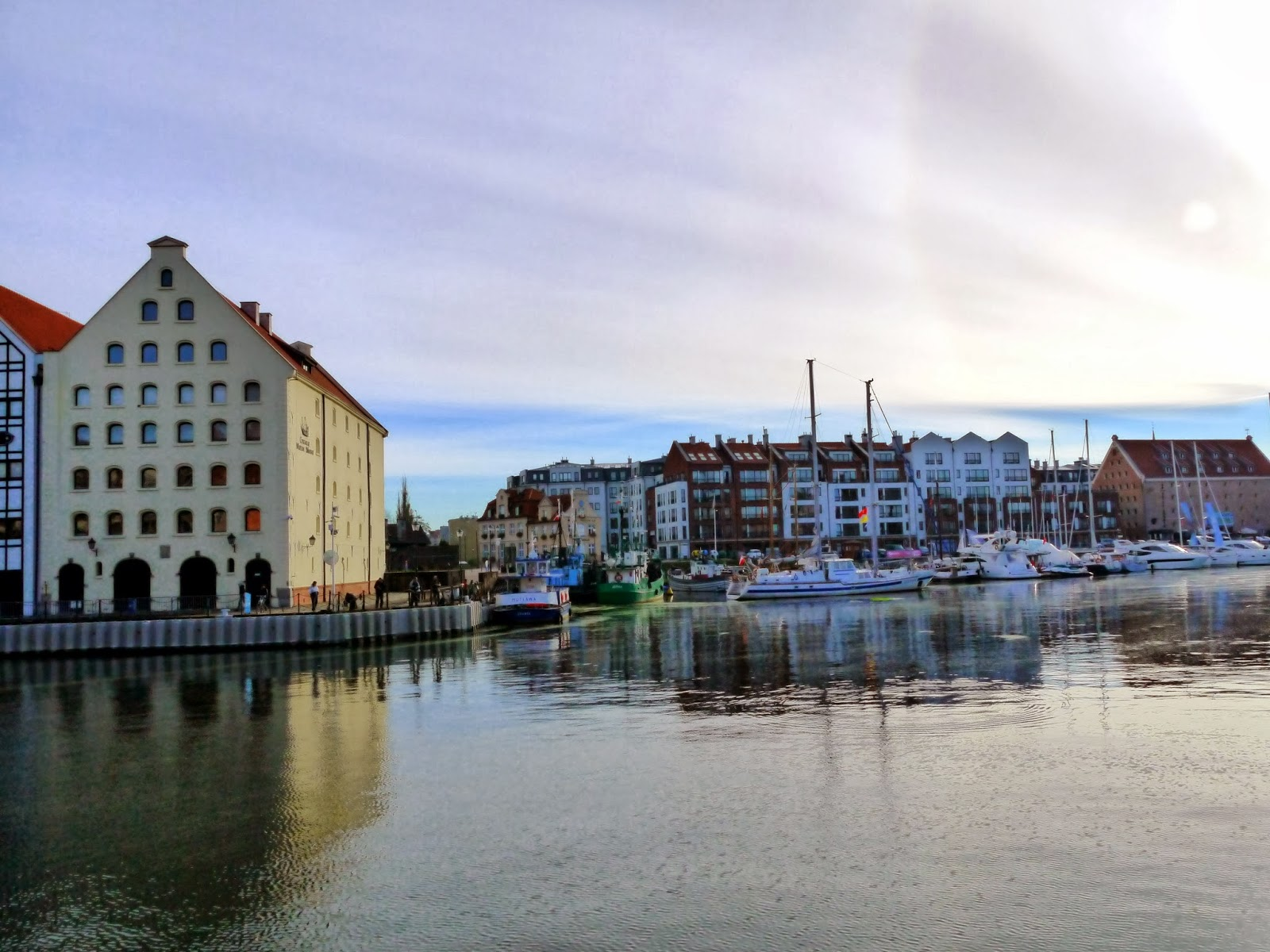 Morning Kawa: ::Coastal Town of Gdansk, Poland